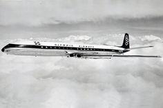 Olympic Airways De Havilland DH-106 Comet 4B [G-APYC]