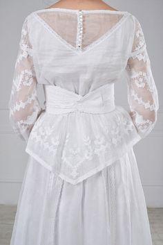 Сукня весільна з вишивкою, фото 4