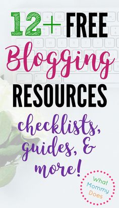 Starting a blog isn't expensive in itself, but being able to get some free training is always nice! I've compiled a list of helpful blogging resources that I would recommend anyone starting or growing a blog to read through. Pick and choose the ones that interest you the most right now, and bookmark thisKeep Reading
