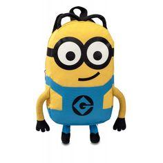 Minions Rucksack gelb/hellblau