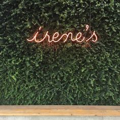 This new #Austin gem has us swooning. Laid back vibe $3 rose on the weekends record playing the most adorable soft serve with sprinkles and a biscuits & booze brunch! #Irenes EatLocal