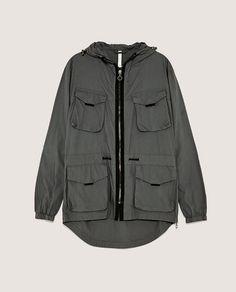 PARKA UNREST COLLECTION de Zara 49,95€