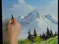 Bob Ross - Meadow Lake (Season 2 Episode 1) - YouTube