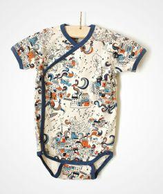 babykläder och Bodys från Hebe Bodysuit 498b256ae0496