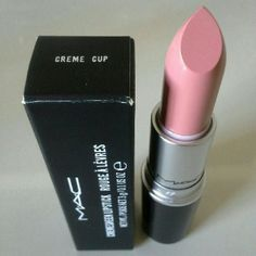 MAC Lipstick Authentic! New in box. Creme Cup lipstick MAC Cosmetics Makeup Lipstick