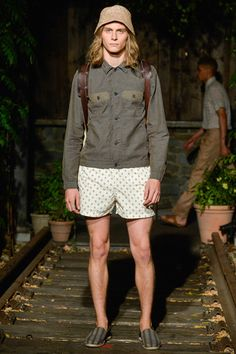 Billy Reid Spring 2014 Menswear Collection Slideshow on Style.com