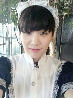 Yoongi,¿Quieres provocarme?