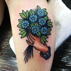 tattooworkers: Tattoo by @justjentattoos