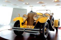 Germany, Stuttgart, Mercedes Museum