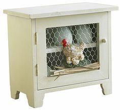 farmhouse egg cabinet by dibor | notonthehighstreet.com
