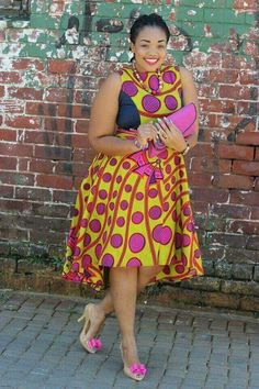 Latest Ankara Styles for Traditional Wedding To Copy In 2019 African Wear Dresses, Latest African Fashion Dresses, African Print Fashion, Africa Fashion, African Attire, Ankara Fashion, African Outfits, Ankara Short Gown Styles, Latest Ankara Styles