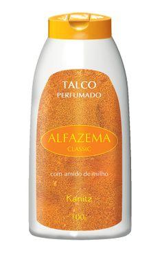 Talco Classic Alfazema