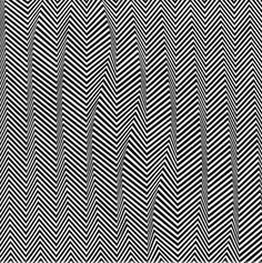 Bridget Riley. Descending, 1965