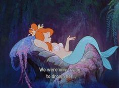 peter pan #cheerfulstuff #mermaids