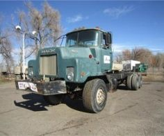 Find Used 1985 #Mack Dmm685 #Heavy_Duty_Truck in Fort Collins @ http://www.global-trucktrader.com