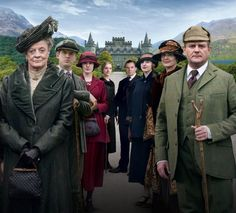 The Crawley family and much loved servants are leaving Downton Abbey behind and heading to the Highlands for a break