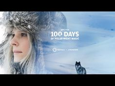 Premiere 18th December 2015! 5 explorers from 5 different countries spend 100 days in the Arctic Area of Finland | 100 Days of Polar Night Magic