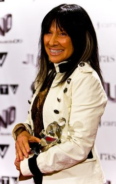 Buffy Sainte-Marie at the Juno Awards 2009 Photo credit: Alex Ramon Photography
