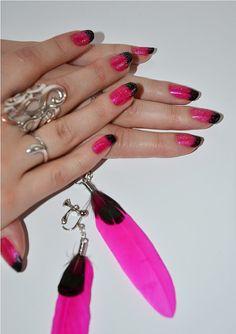 ZigiZtyle: Pink Feather