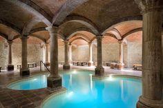 ¿Mueres de ganas de estar en una alberca? Mira estos hoteles con aguas termales y descubre cuál es el que te queda más cerca.