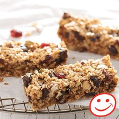 Browse the : « Chewy Cranberry-Nut Energy Bars Dried Blueberries, Dried Figs, Granola Barre, Cooking Oatmeal, Lunch Snacks, Healthy Snacks, Healthy Recipes, Ice Milk, Recipe Details