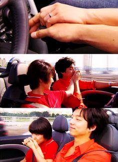 """Go Eun Chan and Choi Han Kyul"" ~ Coffee Prince Tv Show Couples, Movie Couples, Korean Celebrities, Korean Actors, Drama Series, Tv Series, Korean Drama Movies, Korean Dramas, Gong Yoo Coffee Prince"