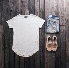 #favelaclothing ▪️White RoundT-Shirt www.favelaclothing.com Photo: @j.remyt