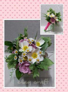 Customade bridal bouquet.