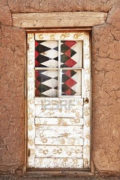 Taos Pueblo Door - looking forward to a mother-daughter trip in september where we will be making a stop here!