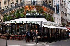 Le Café De Flore Paris