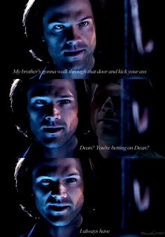 Supernatural 11.10 The Devil In The Details. I LOVED the lighting in this episode