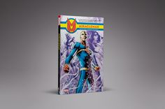 This is the Miracle Man Vol 1, by Alan Moore from Verge's 2014 Holiday Gift Guide: http://www.theverge.com/a/holiday-gift-ideas-2014/under-25/#miracle-man-vol-1-by-alan-moore