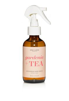 Description AWARD WINNING BRAND SEEN IN: InStyle, Vogue, ELLE, Allure, Glamour & More With each decadent mist, Gardenia + Tea Antioxidant Body Serum intensely nourishes, hydrates and promotes firmer,