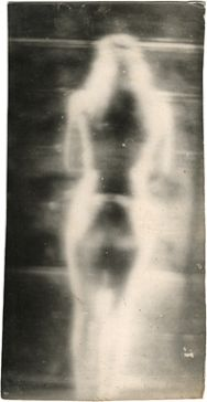 #Miroslav Tichy. His soft focus, fleeting glimpses of the women of Kyjov are skewed, spotted and badly printed — flawed by the limitations of his primitive equipment and a series of deliberate processing mistakes meant to add poetic imperfections