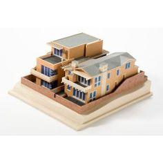 3D printed house.