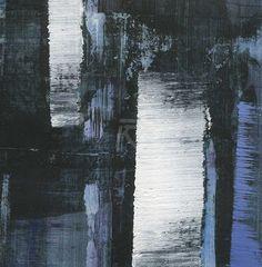 GRISAZUR: Acrílico sobre papel, 13x13 cm.Sep. 29, 2016