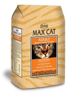 Nutro Max Cat Adult Chicken 16lb ** Click image to review more details. (This is an affiliate link and I receive a commission for the sales) #PetCats