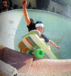 Shogo Kubo, Krypto Bowl, 1977 #Skateboarding