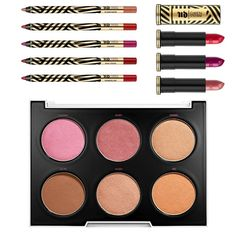 Urban Decay x Gwen Stefani Makeup Collection for Spring 2016 | http://www.musingsofamuse.com/2016/01/urban-decay-x-gwen-stefani-makeup-collection-for-spring-2016.html