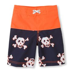 457d764cba Add our skull rashguard for a complete swim look he Boys Swimwear, Big  Fashion,