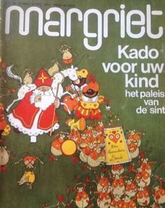 Margriet - Sinterklaas cover