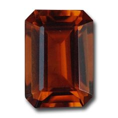 "A gorgeous Orange Tourmaline from the Taita Hills in Kenya. Wonderful ""Savannah"" color, good clarity and lots of brilliance. 1.64 carats."