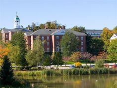 Bates College!  My alma mater.