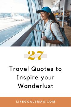 Feeling wanderlust this summer? Here are some quotes that won't help, but might inspire you to book the flight already. #travel