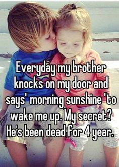 Brother Knocks At My Door #Brother, #Knocks, #My-Door