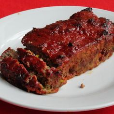 MEATLOAF ON THE GRILL