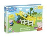 Peppa Pig Playground Slide Construction Set (Multi-Colour)
