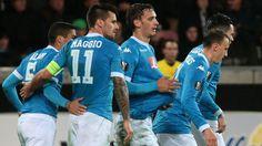 Club Brugge-Napoli: Forventede startopstillinger