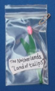 Tulip swap   (Thinking Day:  The Netherlands)