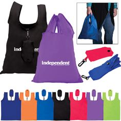 8ee2531d27f 50 Best Folding Tote Bags Printed with your Logo images